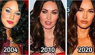 Как изменились селебрити с того дня, когда они стали по-настоящему знаменитыми? (20 фото)