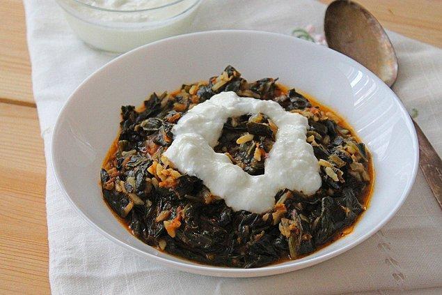 2. Ispanak yoğurtla yenir mi?