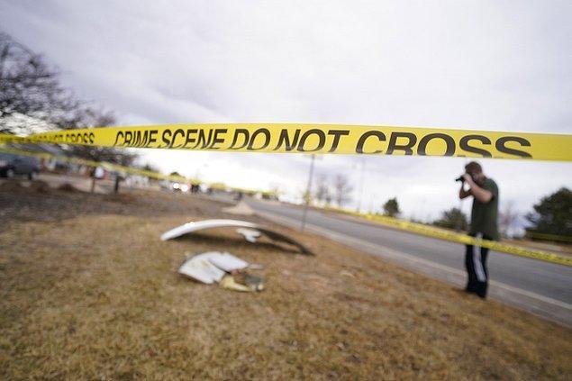FAA, yaşanan kaza ile ilgili geniş çaplı araştırma yapacaklarını kaydetti.