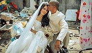 Парикмахер устроил свадебную фотосессию для бездомной пары, которая не могла позволить себе свадьбу, но живут 24 года вместе