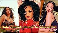 Fenty Markasıyla İş Dünyasında da Başarısını Kanıtlayan Rihanna'dan Başarı Dersleri