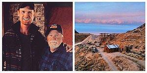 Американский предприниматель купил себе заброшенный городок и теперь живет там один (10 фото)