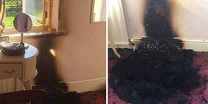 12 раз, когда совершенно невинно выглядящие вещи вызвали пожар в помещении