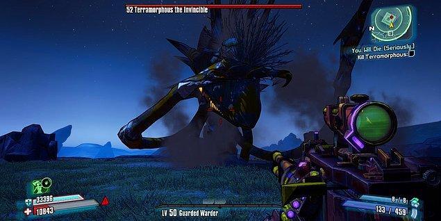 6. Terramorphous the Invincible