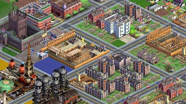 11. Şehirleri kurmaya başlayalım!