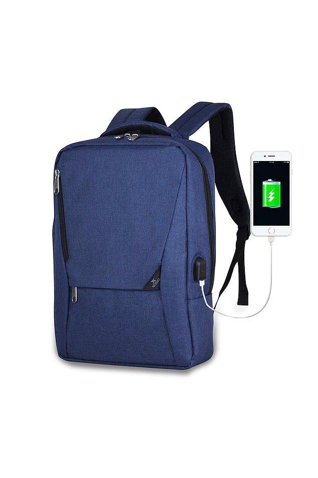 11. Telefon şarj eden bir çantadan daha güzel ne olabilir?