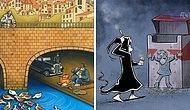15 цифровых иллюстраций от иранского иллюстратора Алиреза Пакдел, которые раскрывают недостатки современного общества