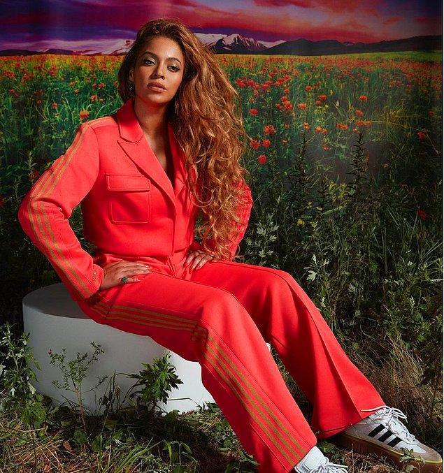 Beyoncé'nin müzikteki başarısını bilmeyen yoktur herhalde...