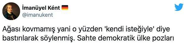 Anadolu Ajansı'nın paylaşımına yönelik tepkilerden bazılarını sizler için derledik 👇