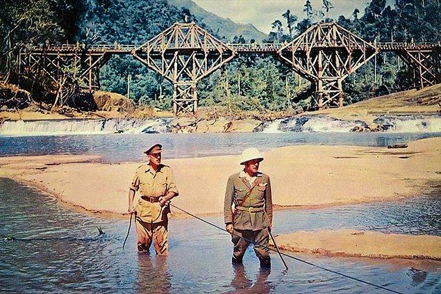 7. The Bridge on the River Kwai (1957)