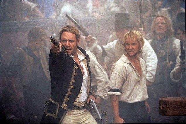 12. Master & Commander: The Far Side of the World (2003)