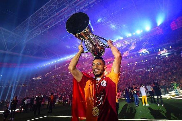 Galatasaray'dan bir Younes Belhanda geçti...
