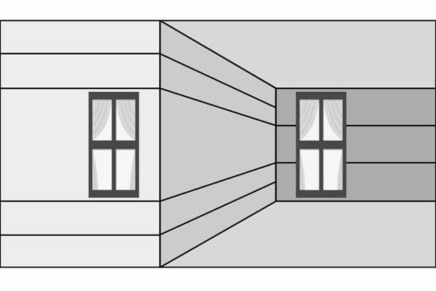 5. Bu pencerelerden hangisi daha büyük?