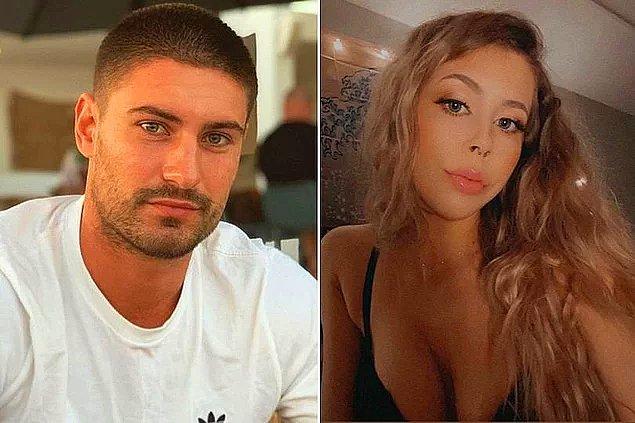 12. Love Island yarışmasındaki ünlü isim Frankie Foster'ın sosyal medyada tanıştığı kişiye arabada seks teklif ettiği iddia edildi!