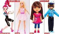 Пора отказаться от Барби? Ученые предупреждают, что игра с тонкими куклами заставляет девочек старше пяти лет желать более стройное тело
