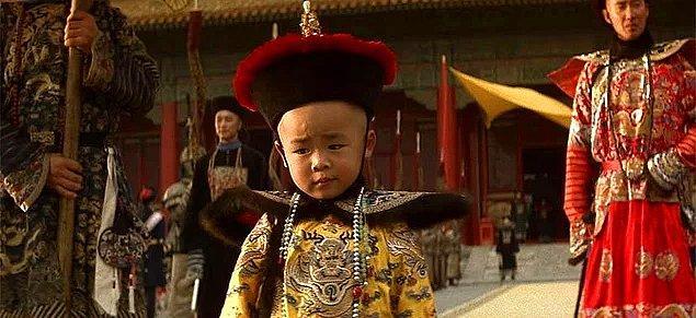 9. The Last Emperor (1987)