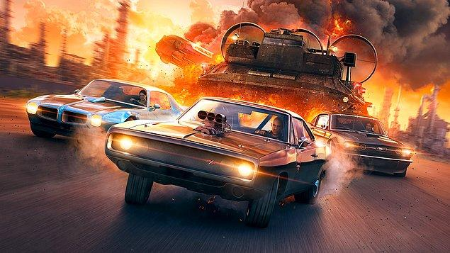 2. Fast and Furious