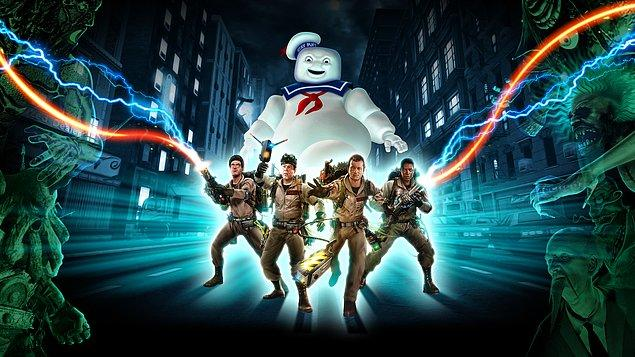 3. Ghostbusters