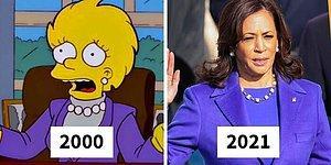 """18 раз, когда """"Симпсоны"""" загадочным образом предсказали, что будет дальше в будущем"""
