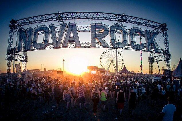 11. Nova Rock