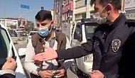 Polis Hastaneye Gittiğini Söyleyen Vatandaşa Ceza Kesti: 'Haram Olsun, Ben Böyle Devletin...'