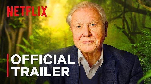 1. David Attenborough: Gezegenimizden Bir Yaşam (2020)
