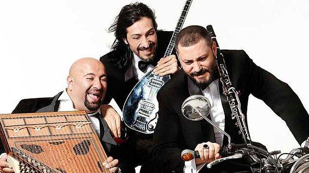 Taksim Trio Nedir?