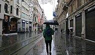 İstanbul'da Gün Boyu Yağış Bekleniyor: 35 İl İçin Turuncu Kodlu Uyarı Verildi