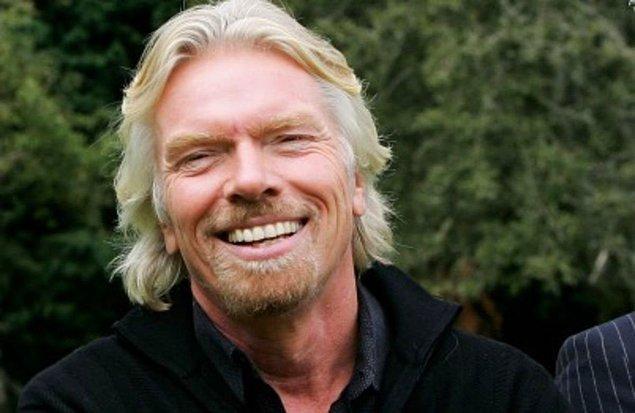10. Richard Branson