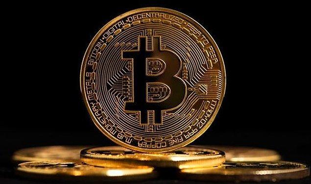 Bitcoin'in değeri kısa süre önce 50.000 doların üzerine ulaştı.