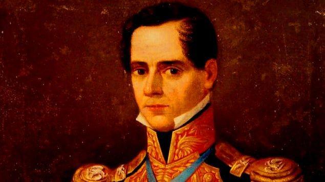 17. General Santa Anna, San Jacinto Savaşı sırasında Texianlar tarafından tuvaletini yaptığı sırada yakalandı.