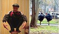 """Краткая история российского """"приседа"""" или сидения на корточках"""