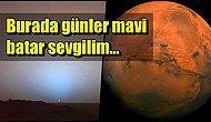 Haydi Durma Göğe Bakalım! Ve Mars'ta Gökyüzünde Neler Var Görelim