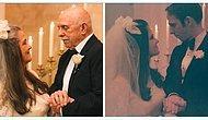 Полвека вместе: Влюбленная пара повторила свои свадебные фотографии после 50 лет в счастливом браке