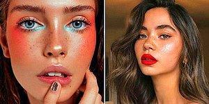 Женский тест: Какую область следует выделить в макияже в соответствии с вашим распорядком дня?