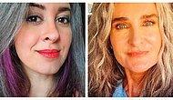 10 молодых женщин, которые поседели раньше времени и отказались от окрашивания волос