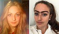 Девушка отказалась сбривать усы и монобровь, таким образом «отсеивая» консервативных людей рядом
