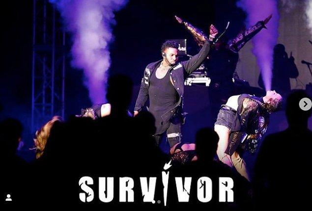 Yarışmaya damgasını vuran anlardan birisi tabii ki dünyaca ünlü şarkıcı Jason Derulo'nun performansı oldu!