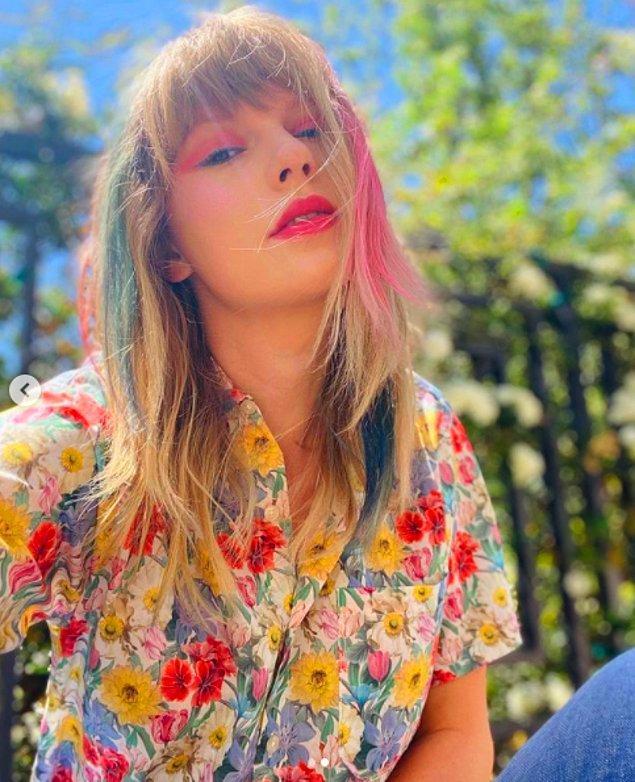 9. Taylor Swift - 722.000 Dolar