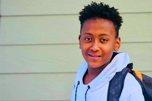 12 yaşındaki Joshua Haileyesus, TikTok'ta trend olmuş popüler bir meydan okuma sonucunda hayatını kaybetti.