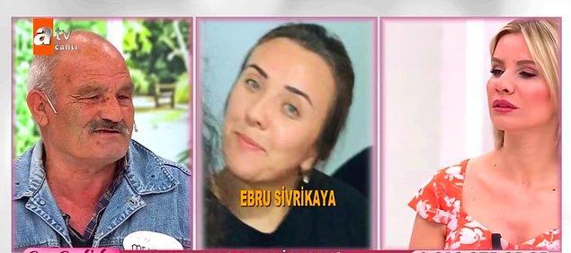 Efendim 2014 yılında Bodrum'da bir otelde işçi olarak çalışan Mehmet amca ile 2016 yılında garson olarak işe başlayan Ebru sıradan bir arkadaşlık ilişkisi kurmuşlar.