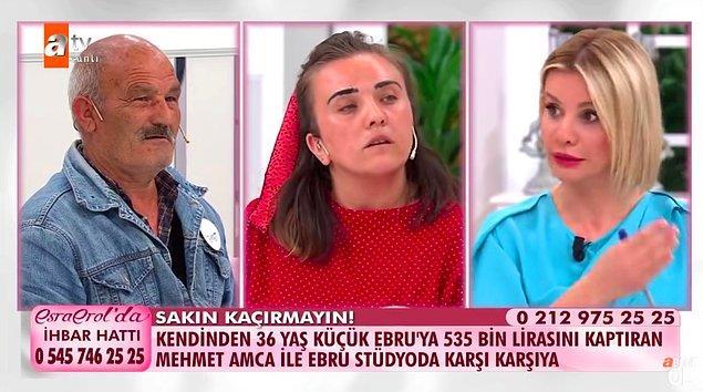 """Borcunu ödeme sırası geldiğinde de her seferinde İstanbul'dan birinin gelip arsalarını satın alacağını ancak o şekilde ödeyebileceğini söylemiş. Aradan biraz zaman geçince de Mehmet amcaya """"Gel seninle evlenelim"""" demiş."""