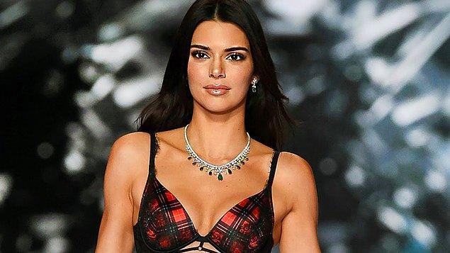 Dünyaca ünlü model Kendall Jenner'ı artık hepimiz tanıyoruz.