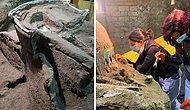 В Италии археологами была обнаружена 2000-летняя римская церемониальная карета