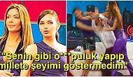 """Sevda Demirel'in Hande Ataizi'ne """"Ne Dedin Sen?"""" Dedikten Sonra Attığı Tokatın Az Bilinen Anatomisi"""