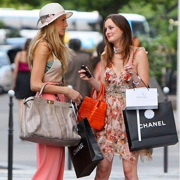 Alışverişe gideriz.