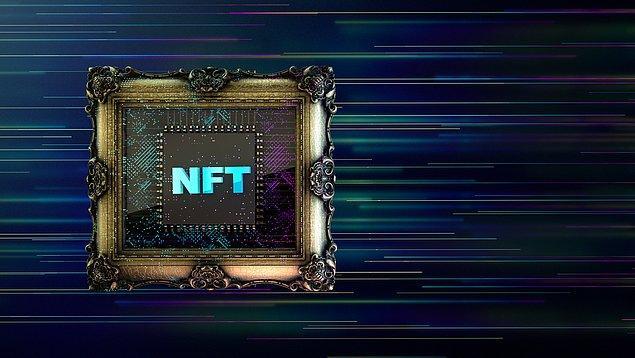 Şu anda salgın olan NFT Sistemi adım adım şöyle işliyor;