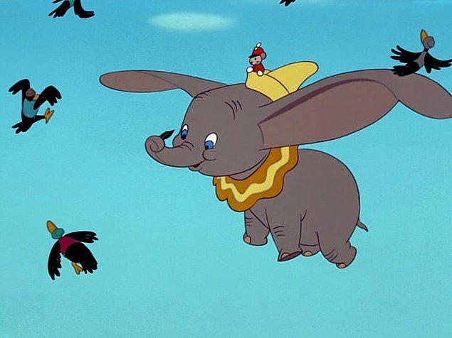 34. Dumbo (1941)