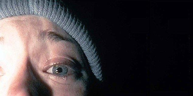 4. The Blair Witch Project (1999)