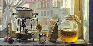 13 картин из уютного прошлого в исполнении художника Филиппа Кубарева